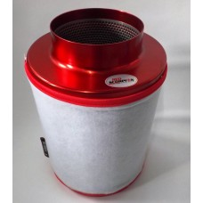 100x300mm RED SCORPION CARBON FILTER