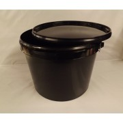 FOOD SAFE BUCKET+LID 10L