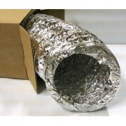 FLEXIBLE ALLOY DUCTING 125mm x 5m