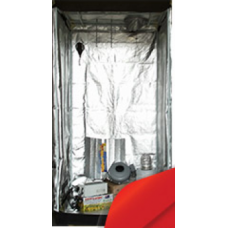 Hydroponic Grow Tent Complete Starter Kit 100x100x200