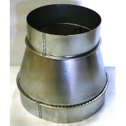 DUCTING REDUCER - 125mm-100mm