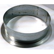 DUCTING TOP HAT SPIGOT - 100mm